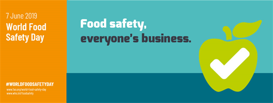 Kredit: World Food Safety Day.
